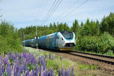 Швеция закупает 40 электропоездов канадского производства