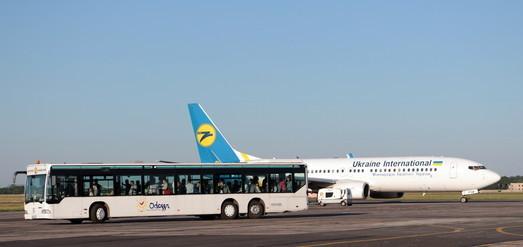 Одесский аэропорт увеличил пассажиропоток на 17 %