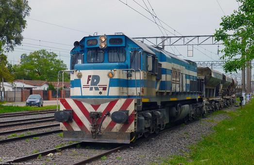 Российская компания модернизирует аргентинские локомотивы китайского производства