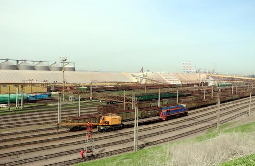 Из портов Большой Одессы могут быть запущены еще несколько контейнерных поездов