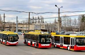 Электротранспорт Одессы стал лучшим в Украине по итогам 2017 года
