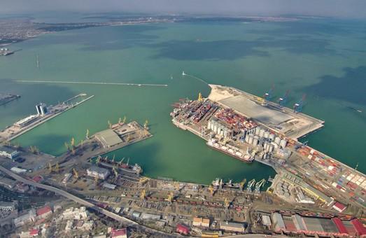 Одесский порт сократил перевалку грузов