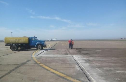 Аэропорт Николаева готовят к открытию в мае