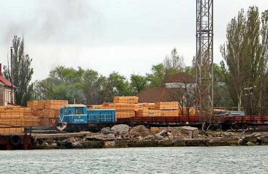 Порт Белгорода-Днестровского сократил грузооборот на четверть