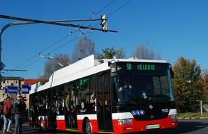 В Праге готовятся к переводу первого автобусного маршрута на троллейбуснон движение