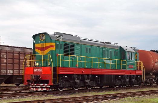 На Приднепровской железной дороге модернизировали станцию Камыш-Заря