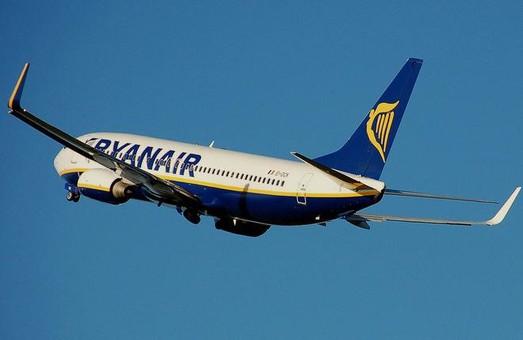 Приход Ryanair во Львов увеличит количество туристов из Европы