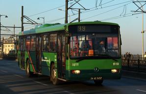 Турецкие автобусы для Одессы таки будут не новыми