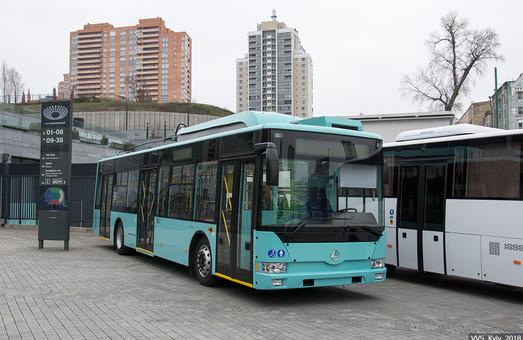 Славянск купил еще один троллейбус