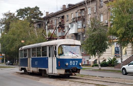 Запорожье приобретает дюжину подержанных трамваев