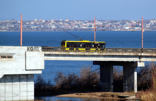 Под Николаевом хотят построить паромную переправу через Южный Буг