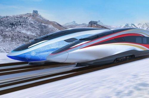 В Китае модернизируют высокоскоростные поезда для Олимпийских игр