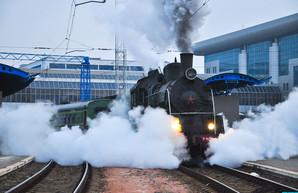 В Киеве на майские праздники запустят ретропоезд