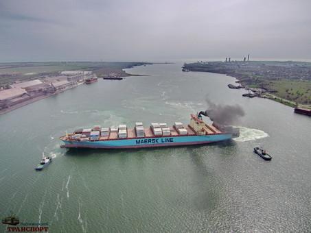 Порт Южный станет первым полностью частным портом в Украине