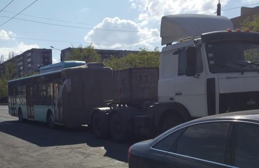 В Сумы начались поставки троллейбусов «Барвинок»