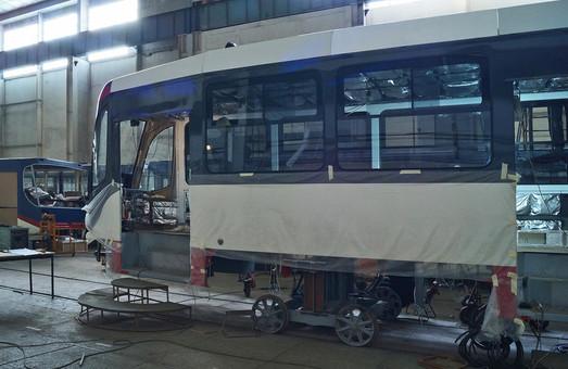 Новые трамваи от одесско-днепровской компании поступят в египетскую Александрию летом (ФОТО)