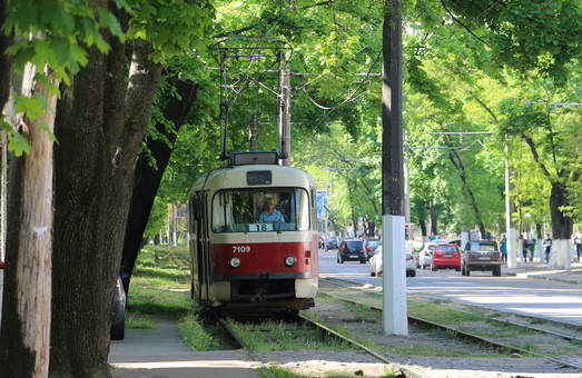 "Дружковка купила подержанные трамваи ""Татра"""