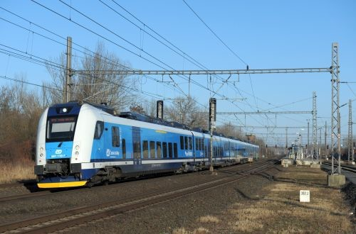 Чехия обновит парк подвижного состава на 50 новых поездов для регионального сообщения