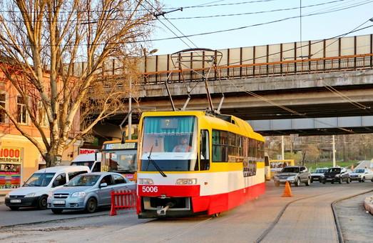 С сегодняшнего дня одесские трамваи возвращаются на конечную остановку у Пересыпского моста