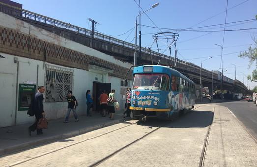 В Одессе завершилась реконструкция транспортной развязки у Пересыпского моста (ФОТО)