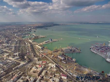 В Одесском морском порту займутся углублением акватории