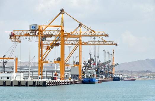 В Туркменистане построили новый порт