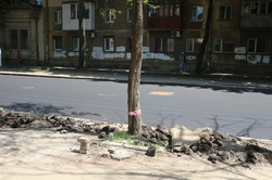 В Одессе закончился транспортный коллапс на улице Канатной (ФОТО)