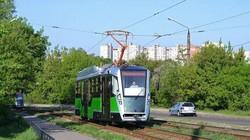 В Харькове проходят испытания ещё два трамвая Т3-ВПНП