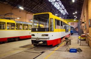 Одесса закупит шесть новых трамвайных вагонов