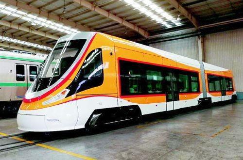 В китайском Тибете открыли трамвайную линию в горах