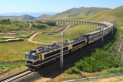 В Китае за три года построят 800-километровую железнодорожную линию