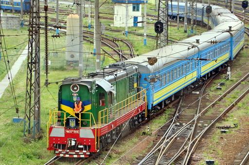 """Поезда в сторону Одессы станут первыми в эксперименте с """"самолетным"""" питанием"""