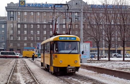 """В Днепре планируют закупить Б/У трамваи """"Татра"""" из Лейпцига"""