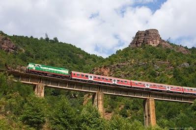 Албания модернизирует железнодорожную инфраструктуру за счет средств Евросоюза