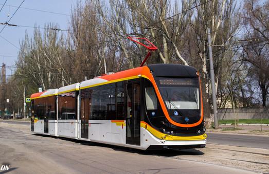 """Новый трехсекционный трамвай """"Татра-Юг"""" может стоить миллион евро"""