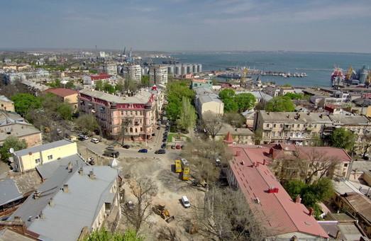 В Одессе потратили 113 миллионов на ремонт улицы Преображенской