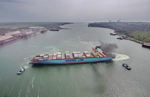 Порты «Большой Одессы» показывают рост перевалки грузов