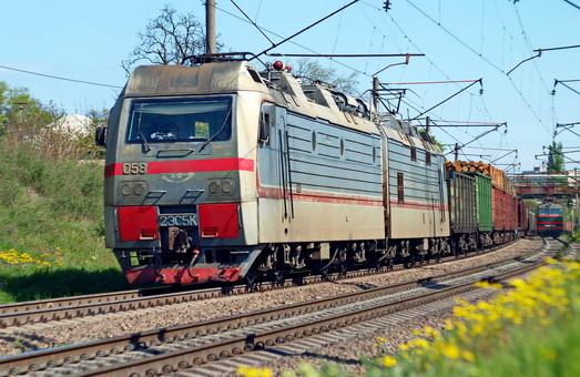 Из Харькова запустили скоростной грузовой поезд в Евросоюз