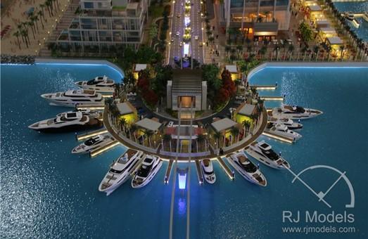 В Дубае построят крупнейший в мире пассажирский круизный терминал