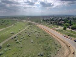Объездную дорогу вокруг города Рени на юге Одесской области закончат в декабре (ФОТО, ВИДЕО)