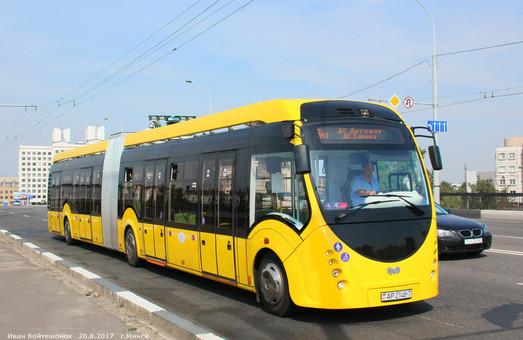 В Кишиневе на маршрут выйдет первый электроавтобус