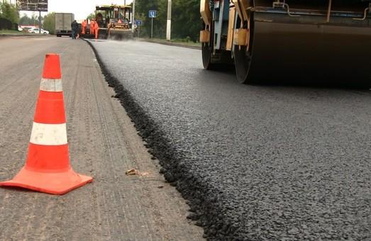 Одесская компания выиграла тендер на ремонт дороги Киев - Харьков в Полтавской области