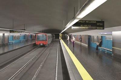 В столице Португалии модернизируют метро за 210 миллионов евро