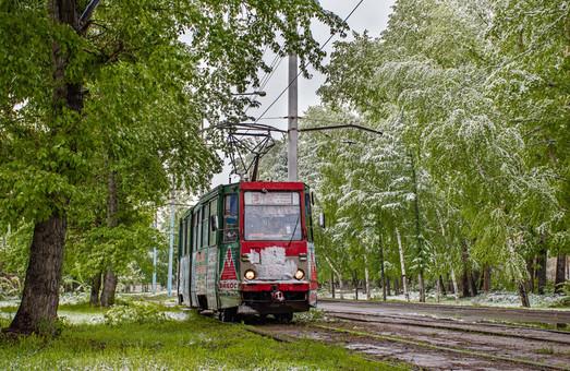 В Усть-Каменогорске  восстановили движение трамваев после двухмесячного перерыва