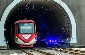 Новый тоннель через Карпаты сделал Украину ближе к Европе (ФОТО)