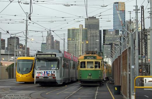 Саммит Международного союза общественного транспорта пройдет в Мельбурне