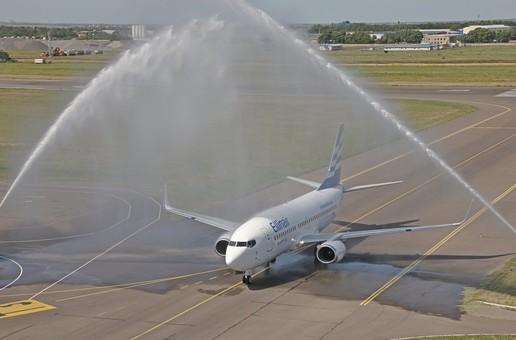 Между Одессой и греческим курортом Салоники возобновилось регулярное авиасообщение