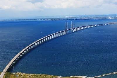 Под проливом Эресунн между Данией и Швецией планируется построить линию метро