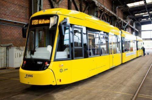 Германия закупает 26 скоростных низкопольных трамваев