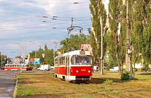 """В Дружковку начались поставки подержанных трамваев """"Татра"""""""